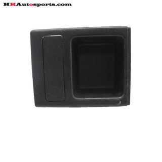 Sell BLACK FRONT CENTER CONSOLE TRAY COIN HOLDER 51168217957 98-06 BMW E46 320I 323I motorcycle in Hesperia, California, US, for US $15.95