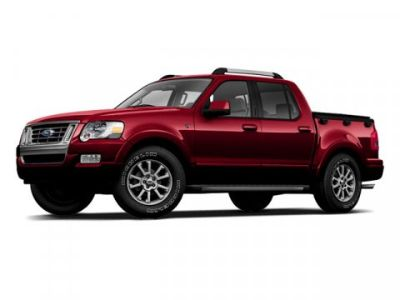 2010 Ford Explorer Sport Trac Limited ()