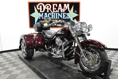 $14,460, 2005 Harley-Davidson FLHRSI