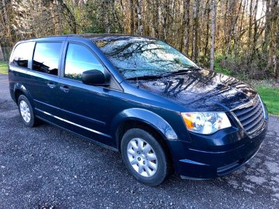 2008 CHRYSLER TOWN & COUNTRY MINI VAN