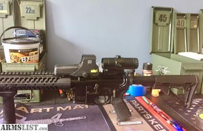 For Sale: Eotech 512 and Vortex VMX3T magnifier