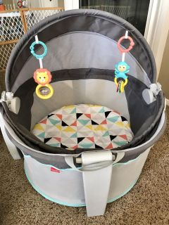 Fisher price, on the go baby dome