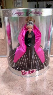 Happy Holidays Barbie