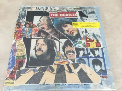 Beatles Anthology 3 vinyl sealed