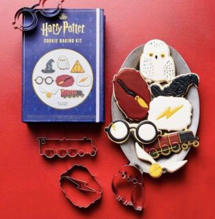 Harry Potter cookie cutter set. New