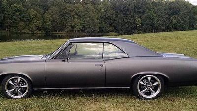 1966 Pontiac GTO 2-Door Coupe