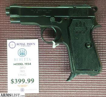 For Sale: Beretta 1934 380ACP/9mm Corto