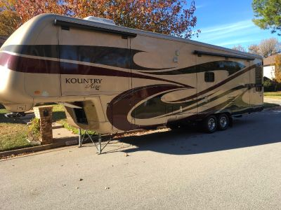 2007 Newmar KOUNTRY AIRE 37KSCS