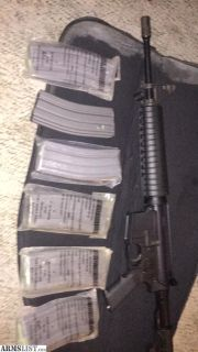 For Sale/Trade: PSA/Anderson Ar-15