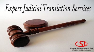 Expert Judicial Translation Services in Delhi