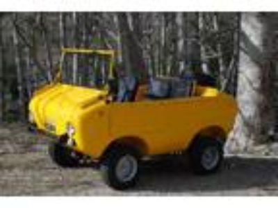 1967 Fiat Microcar Ferves Ranger Buggy