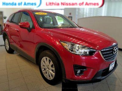 2016 Mazda CX-5 Touring (RED)