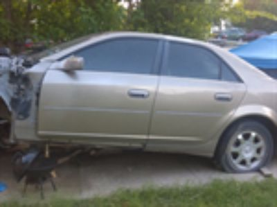 Parts For Sale: 2003 cts (parting out)
