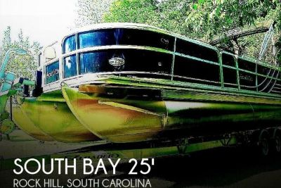 2014 South Bay 524RSTT~ TRITOON