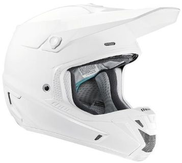 Purchase Thor Verge White Solid Helmet Large NEW 2014 motorcycle in Elkhart, Indiana, US, for US $299.95