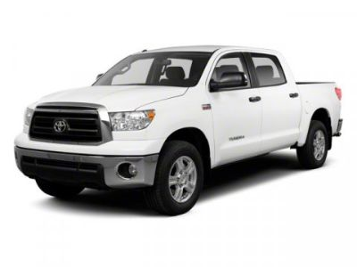 2010 Toyota Tundra Limited (Silver)