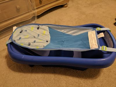 First years convertible baby bath