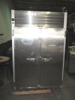 Traulsen 2 Door Freezer, Model G22010 RTR#7041419-24