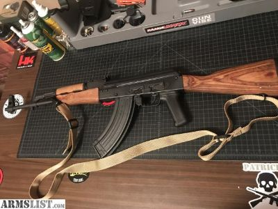For Sale: Wasr 10 Ak 47