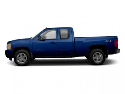 2010 Chevrolet Silverado 1500 Work Truck (Imperial Blue Metallic)