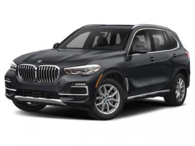 2019 BMW X5 xDrive50i (Black Sapphire Metallic)