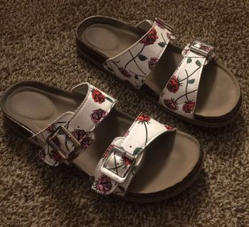 Size 8 Madden Girl Sandals