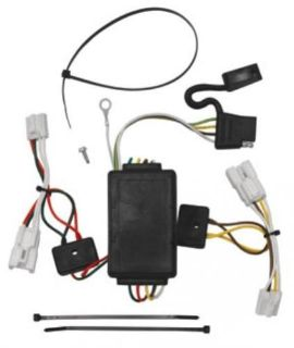 Buy Trailer Hitch Wiring Tow Harness For Hyundai Santa Fe 2007 2008 2009 motorcycle in Springfield, Ohio, United States, for US $38.00