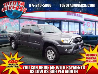 2015 Toyota Tacoma V6 (Magnetic Gray Metallic)