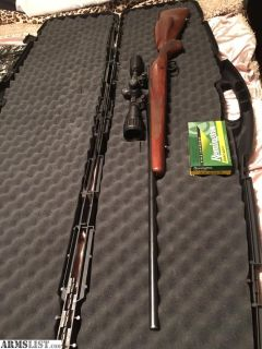 For Sale: Winchester model 70 XTR 25/06