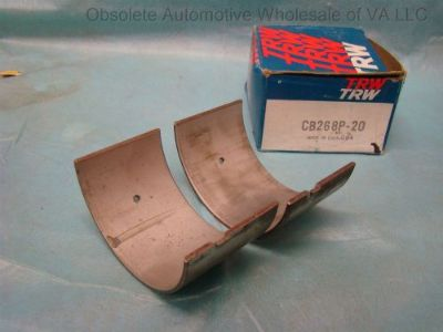 Purchase International IHC Tractor 248 264 276 281 350 Farmall IUD6 4cyl Rod Bearing 020 motorcycle in Vinton, Virginia, United States, for US $75.00