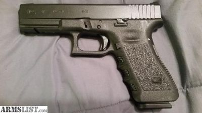 For Sale: Glock 17 G3 W/Night Sites