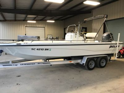 2003 Polar 2300 Bay Saltwater Fishing Boats Boats Newberry, SC