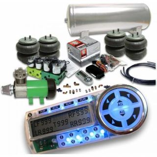 Buy Helix Advance Air Bag Suspension System with Digital 8 Preset AirCommand motorcycle in Portland, Oregon, United States, for US $891.00