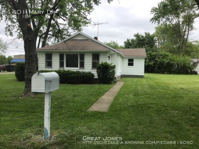 Single-family home Rental - 1401 Mary Dr