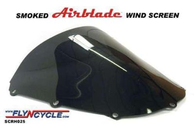 Buy Dark Smoked Windscreen Windshield CBR954RR CBR954 02 03 motorcycle in Ashton, Illinois, US, for US $49.99