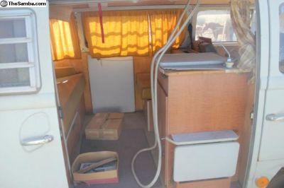 4 Westfalia westy Pop Top Camper Package