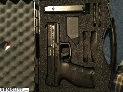 For Sale: LNIB: HK VP9 w/ TrueDot night sights
