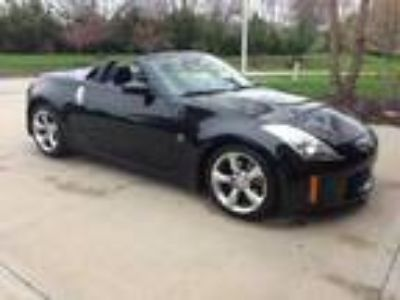 2007 Nissan 350Z Roadster Touring Edition