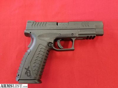 For Sale: Brand New Springfield XD(M) with 4.5 inch Barrel in .40SW