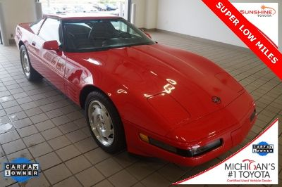 1994 Chevrolet Corvette Base (red)