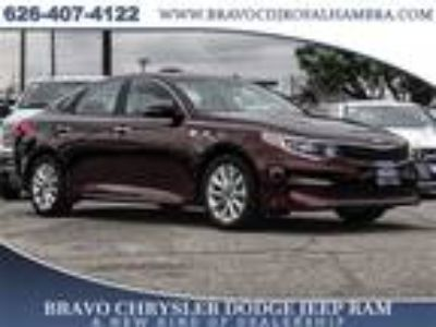 Used 2017 Kia Optima Sangria, 44.7K miles