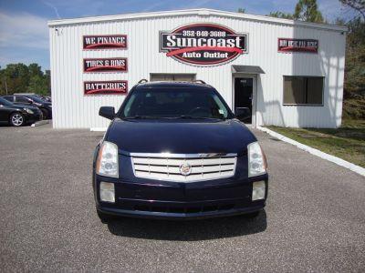 2008 Cadillac SRX V6 (Blue)