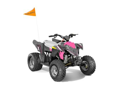2018 Polaris Outlaw 110 Kids ATVs Barre, MA
