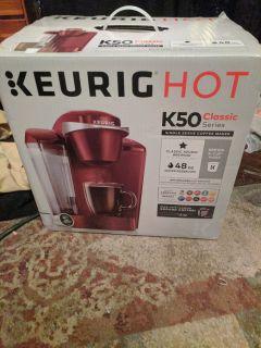 Keurig hot k50 classic