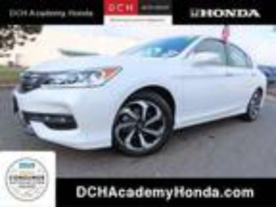 2016 Honda Accord EX-L