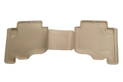 Find Husky Liners 60613 05-10 Jeep Grand Cherokee Tan Custom Floor Mats 2nd Row motorcycle in Winfield, Kansas, US, for US $91.95