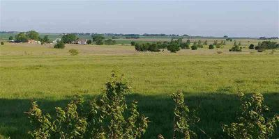 Prairie Chapel Road Crawford, Hilltop home site available