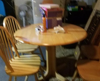 VERY CLEAN small dining table