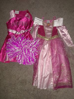 Dress up costumes 5 ea