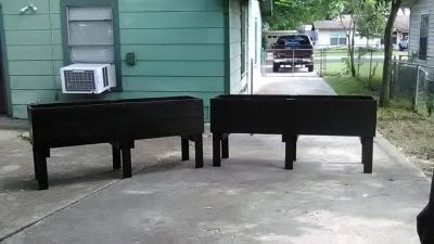 Planters Boxes 1Ft to 8Ft.